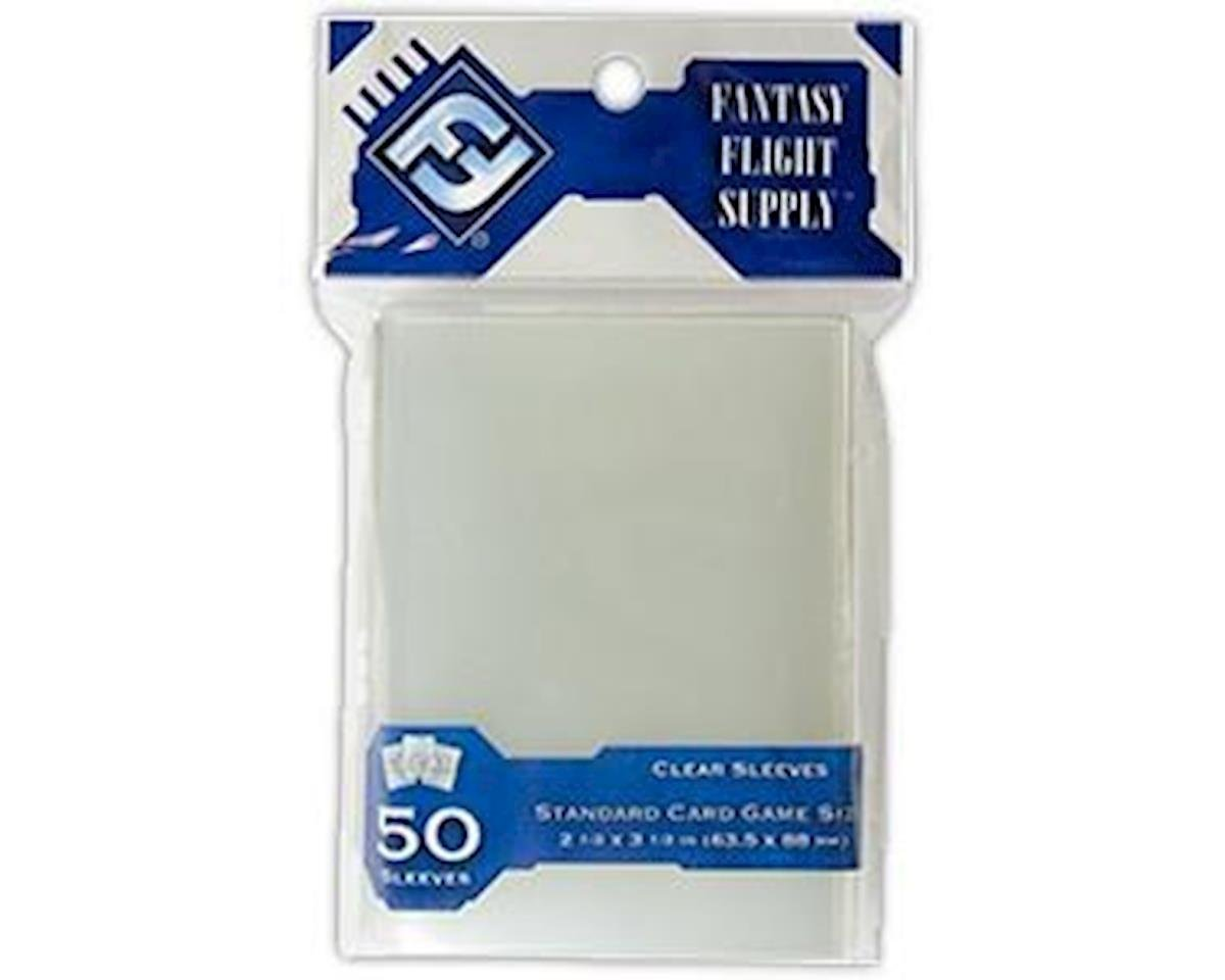 Standard Card Sleeves 50Pc by Fantasy Flight Games