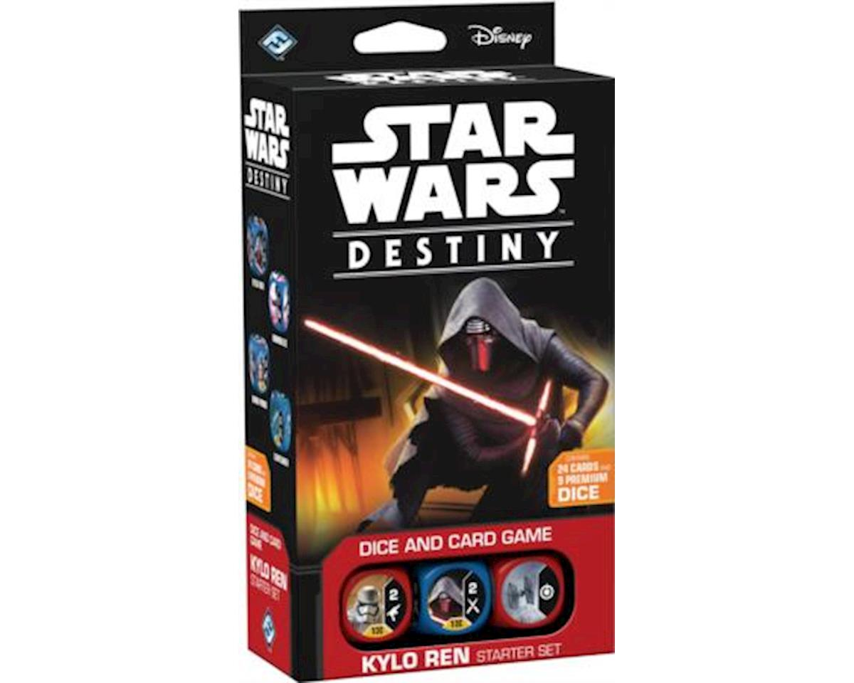 Fantasy Flight Games Fantasy Flight Star Wars: Destiny Kylo Ren Starter Set