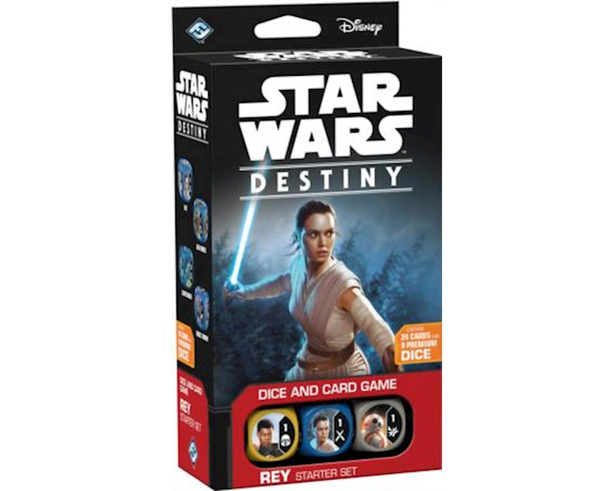 Fantasy Flight Games Fantasy Flight Star Wars: Destiny Rey Card Game Starter Set