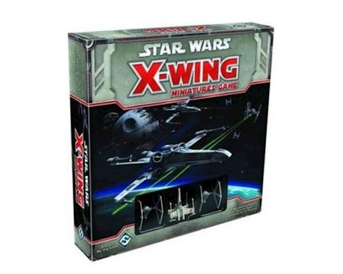 Fantasy Flight Games  Star Wars X-Wing Game Core Set