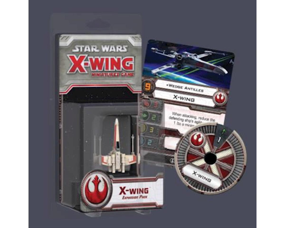 Fantasy Flight Games  Star Wars X-Wing Game: X-Win