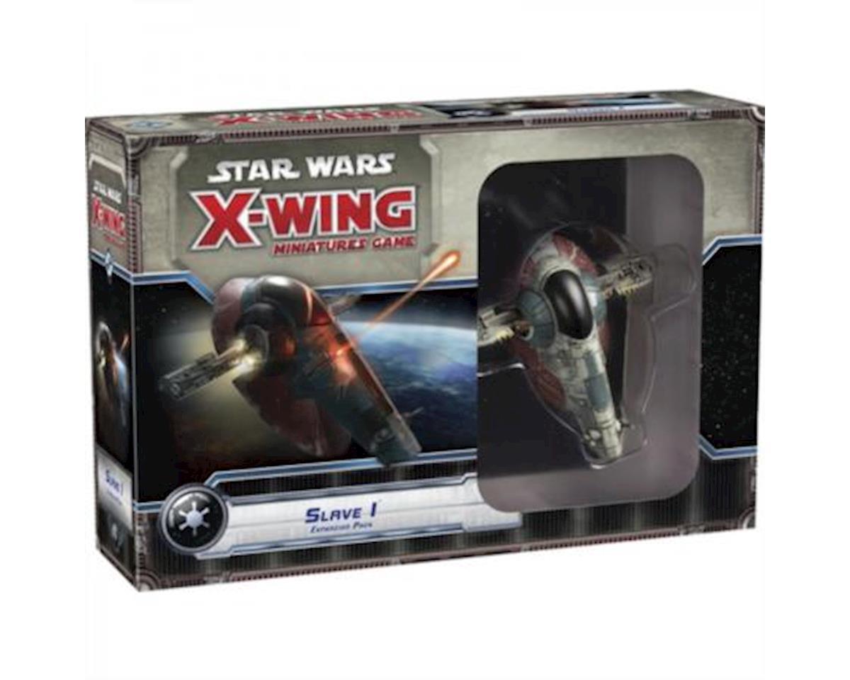 Fantasy Flight Games  Star Wars X-Wing Game: Slave