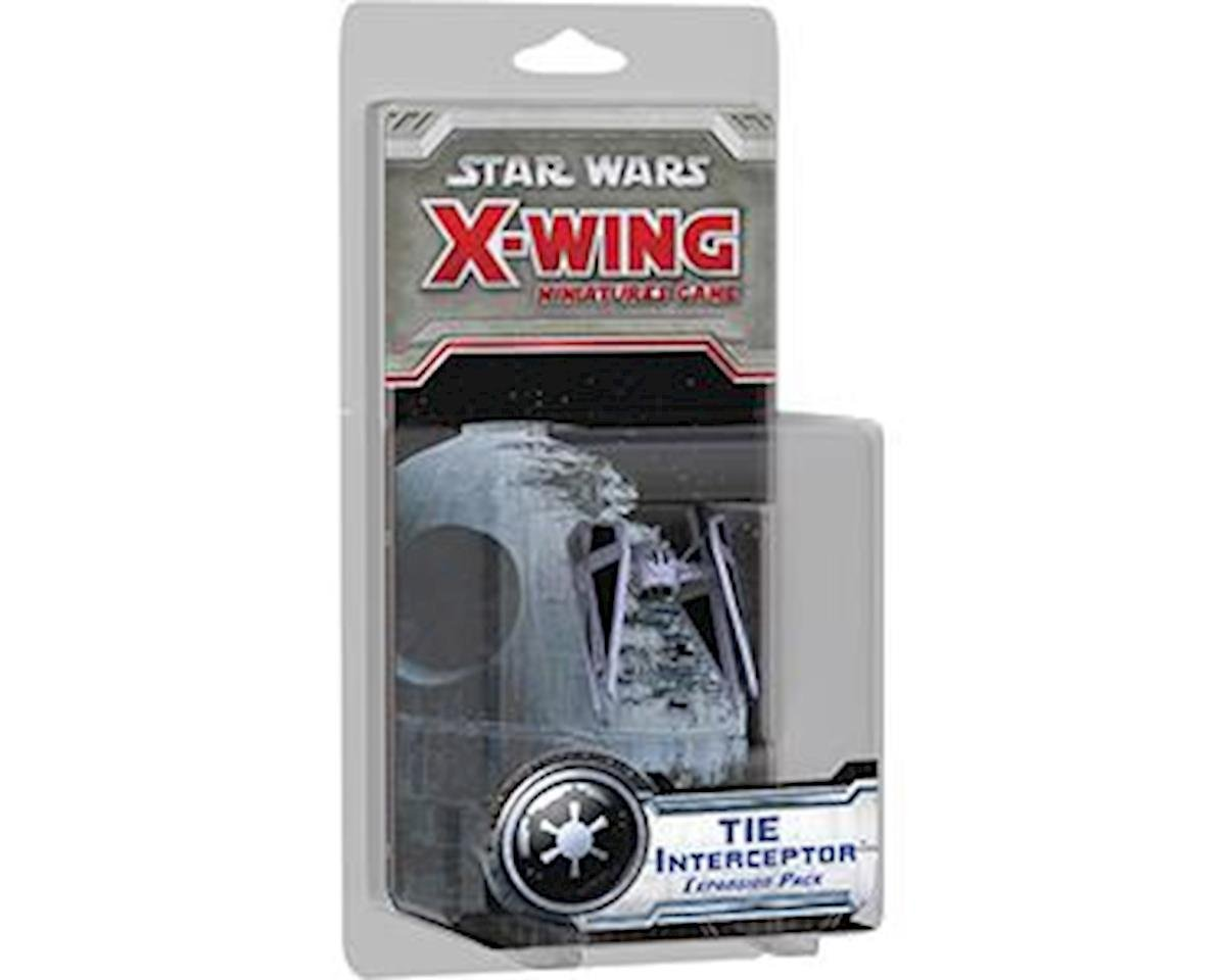 Fantasy Flight Games Fantasy Flight Star Wars X-Wing Game: TIE Interceptor Expansion Pack