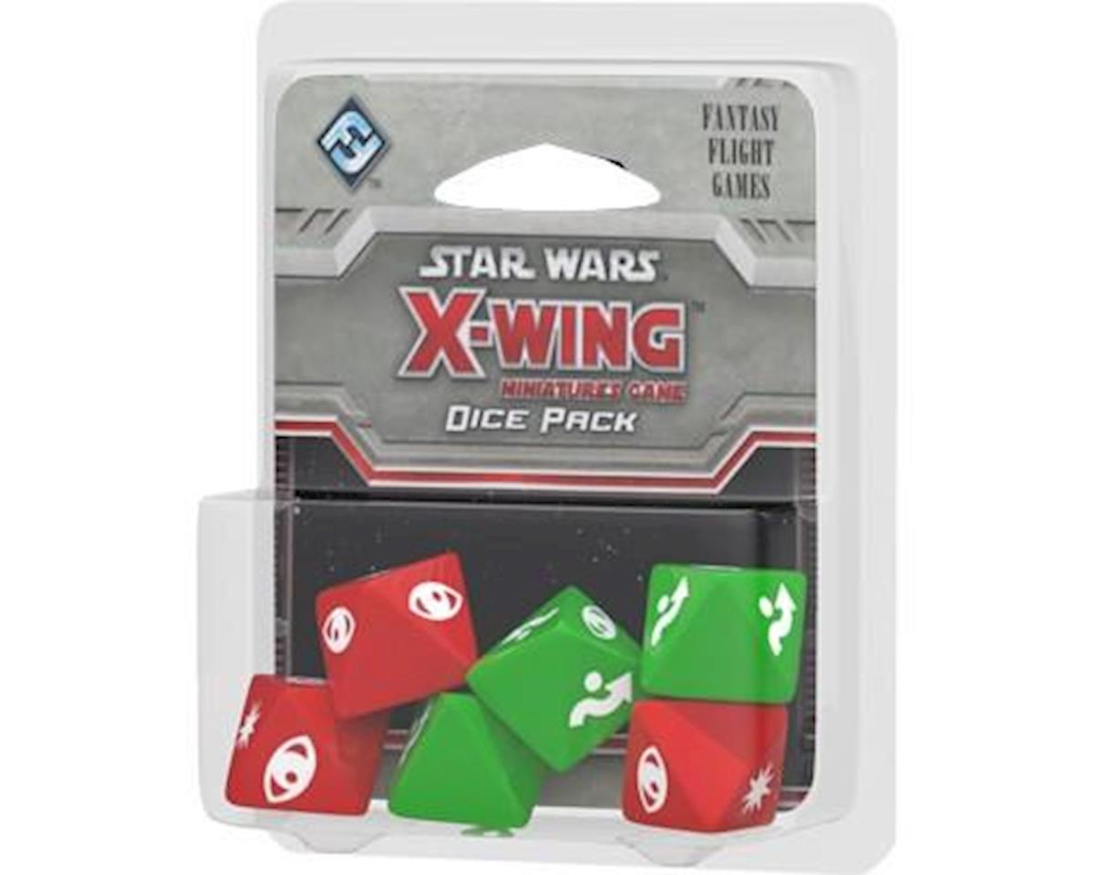 Fantasy Flight Games  Star Wars X-Wing Game: Dice Pack