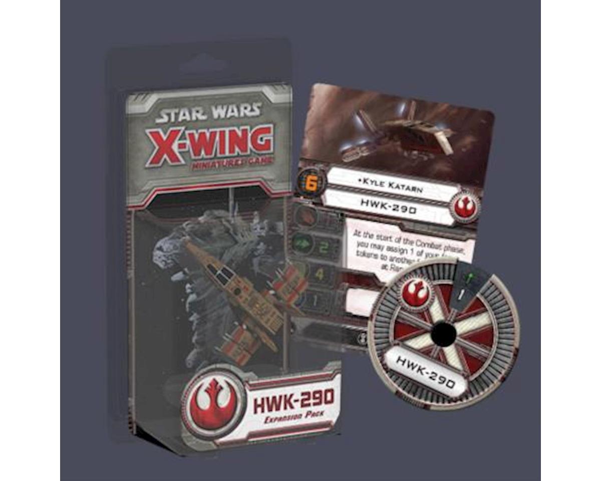 Fantasy Flight Games  Star Wars X-Wing Game: Hwk-2