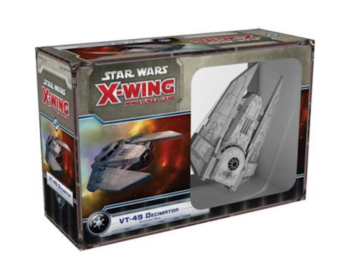 Fantasy Flight Games Stw X-Wing Vt-49 Decimator 10