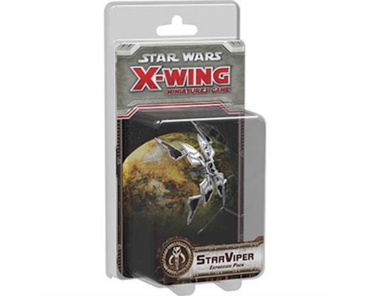 Fantasy Flight Games Stw X-Wing Minis Starviper Ex
