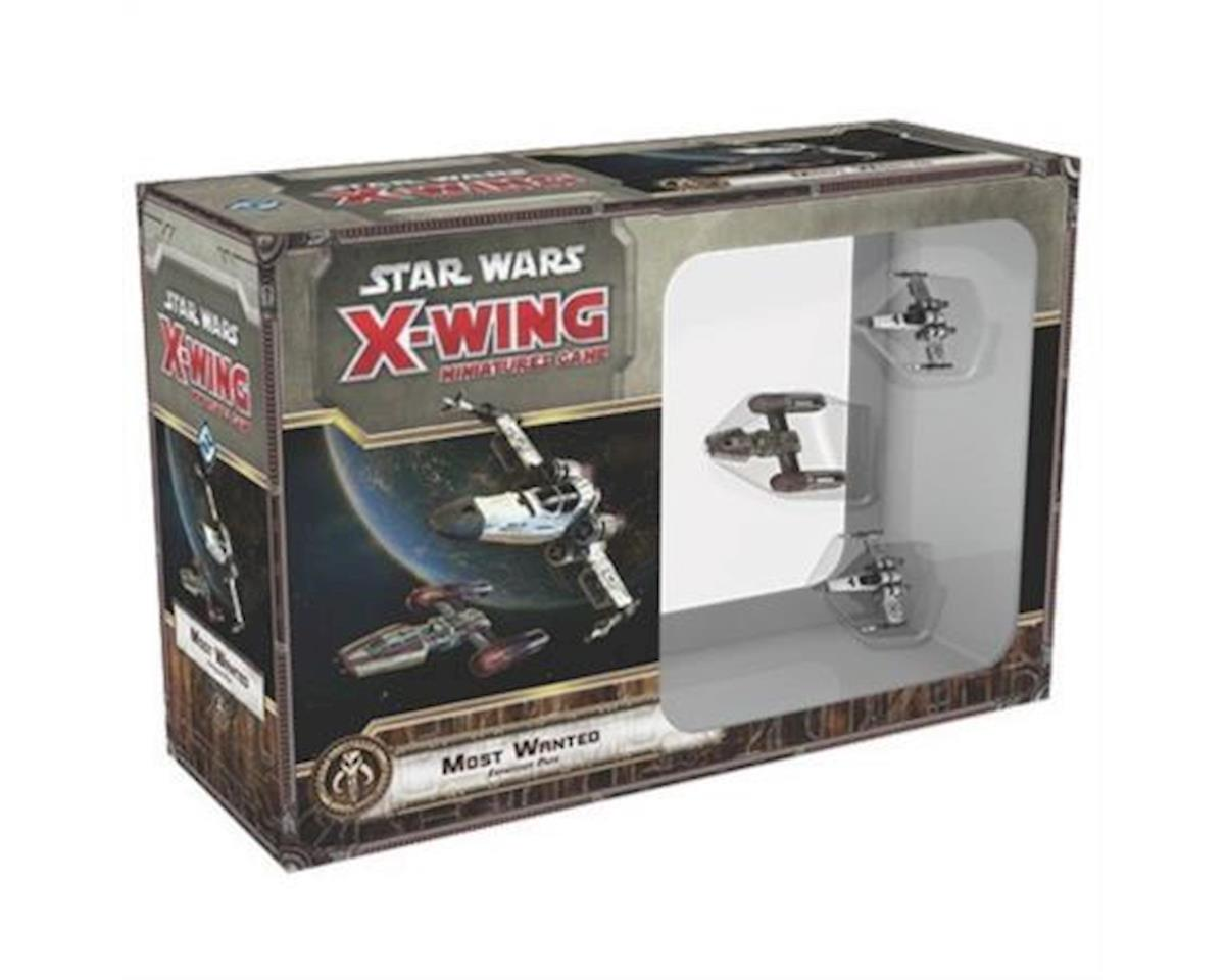 Fantasy Flight Games Stw X-Wing Minis Most Wanted