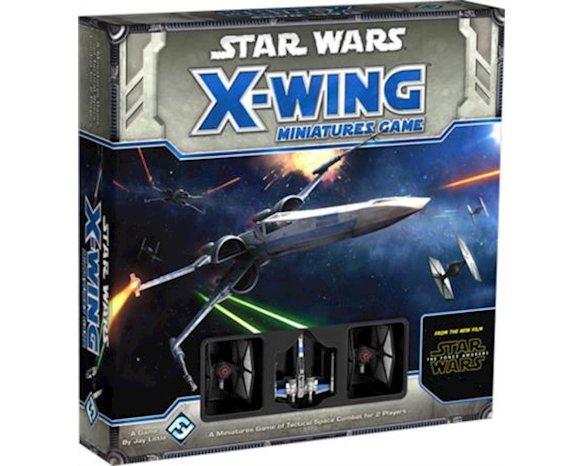 Fantasy Flight Games Sw X-Wing Force Awakens Core Set 9/15