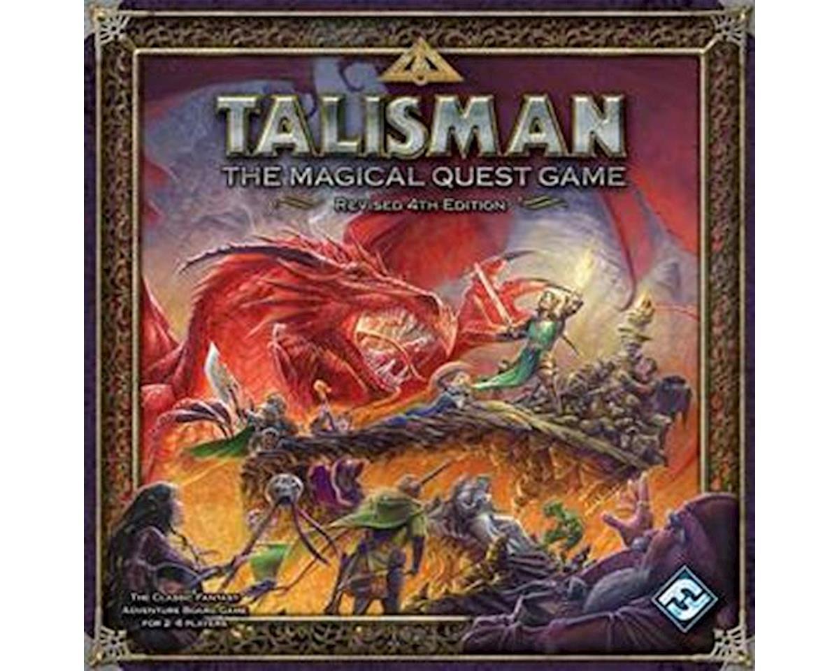 Fantasy Flight Games  Talisman Revised 4Th Edition