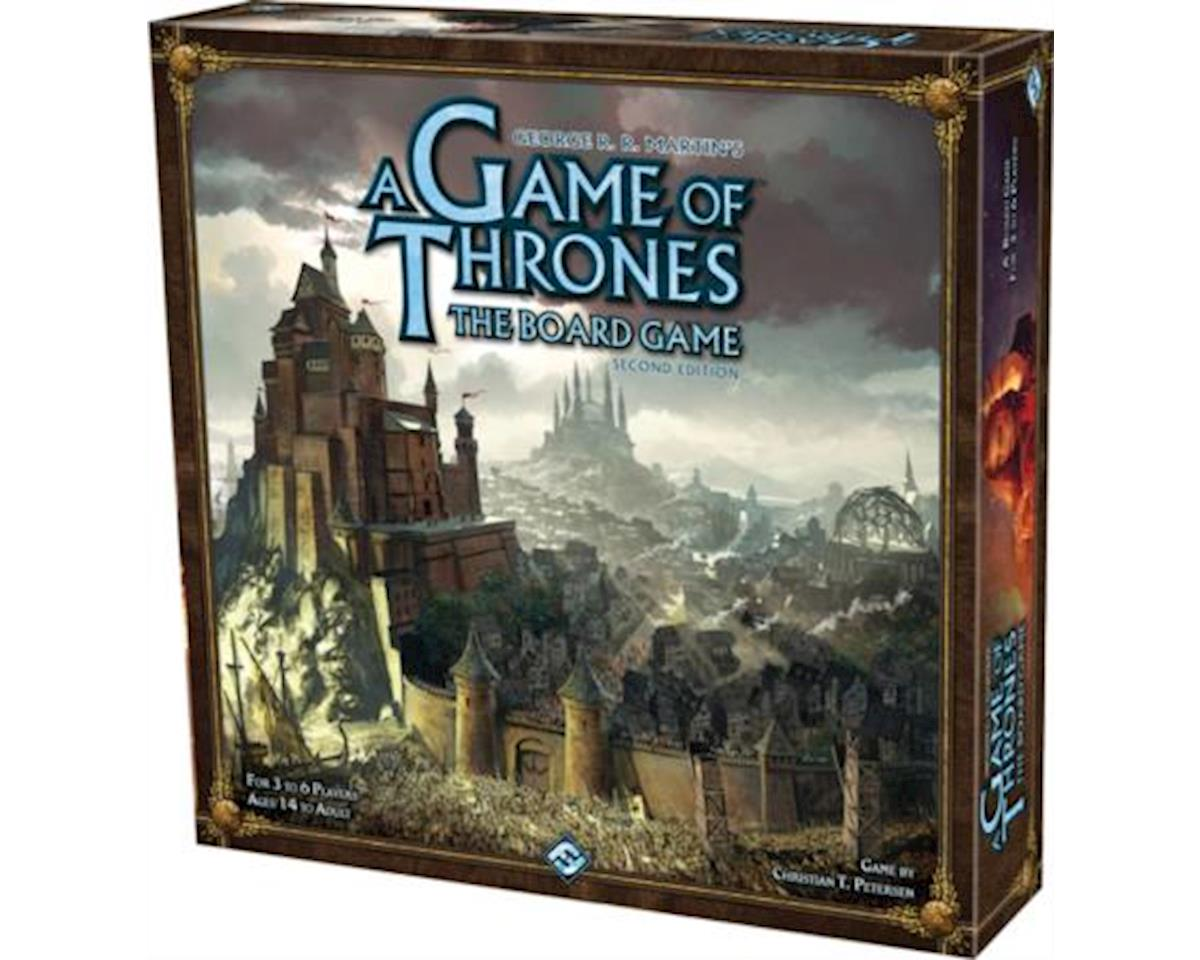 A Game Of Thrones Board Game, 2Nd Edition by Fantasy Flight Games
