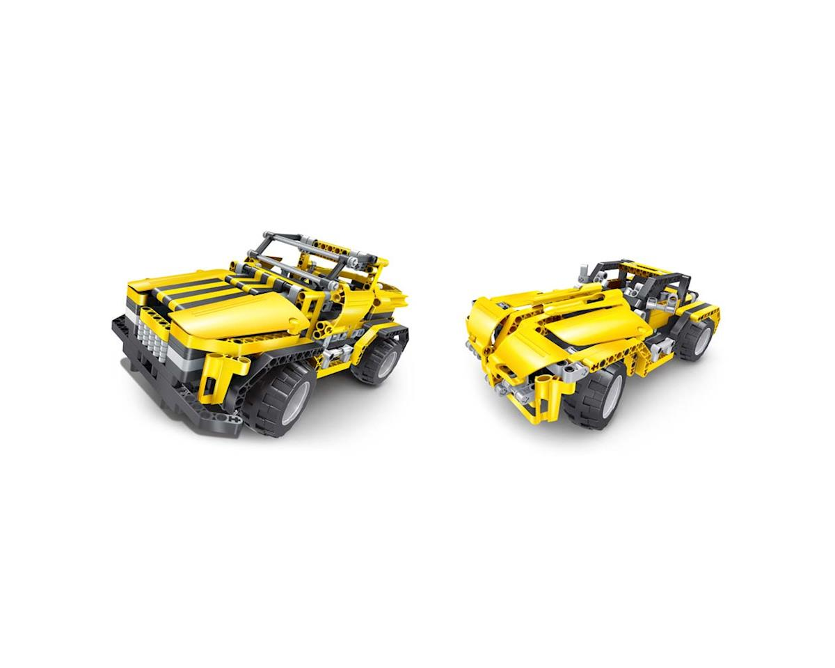 R/C Blocks Car 2 In 1 426Pcs