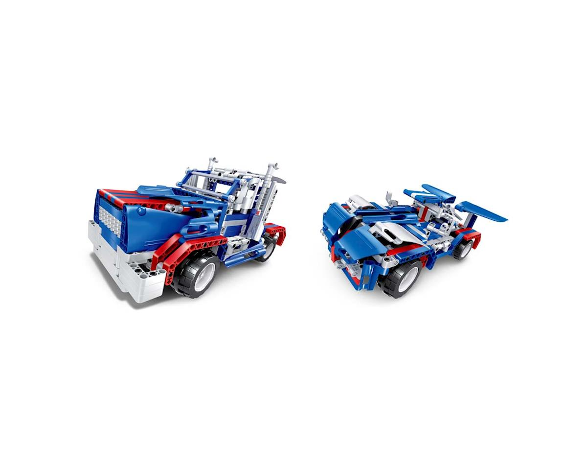 Firefox Toys R/C Blocks Car 2 In 1 455Pcs
