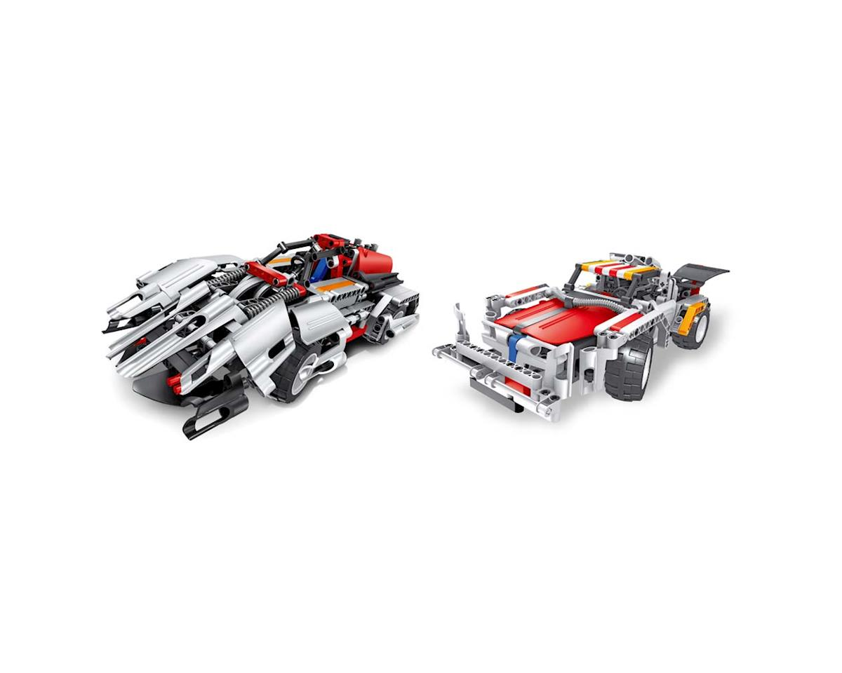 Firefox Toys R/C Blocks Car 2 in 1 326pcs