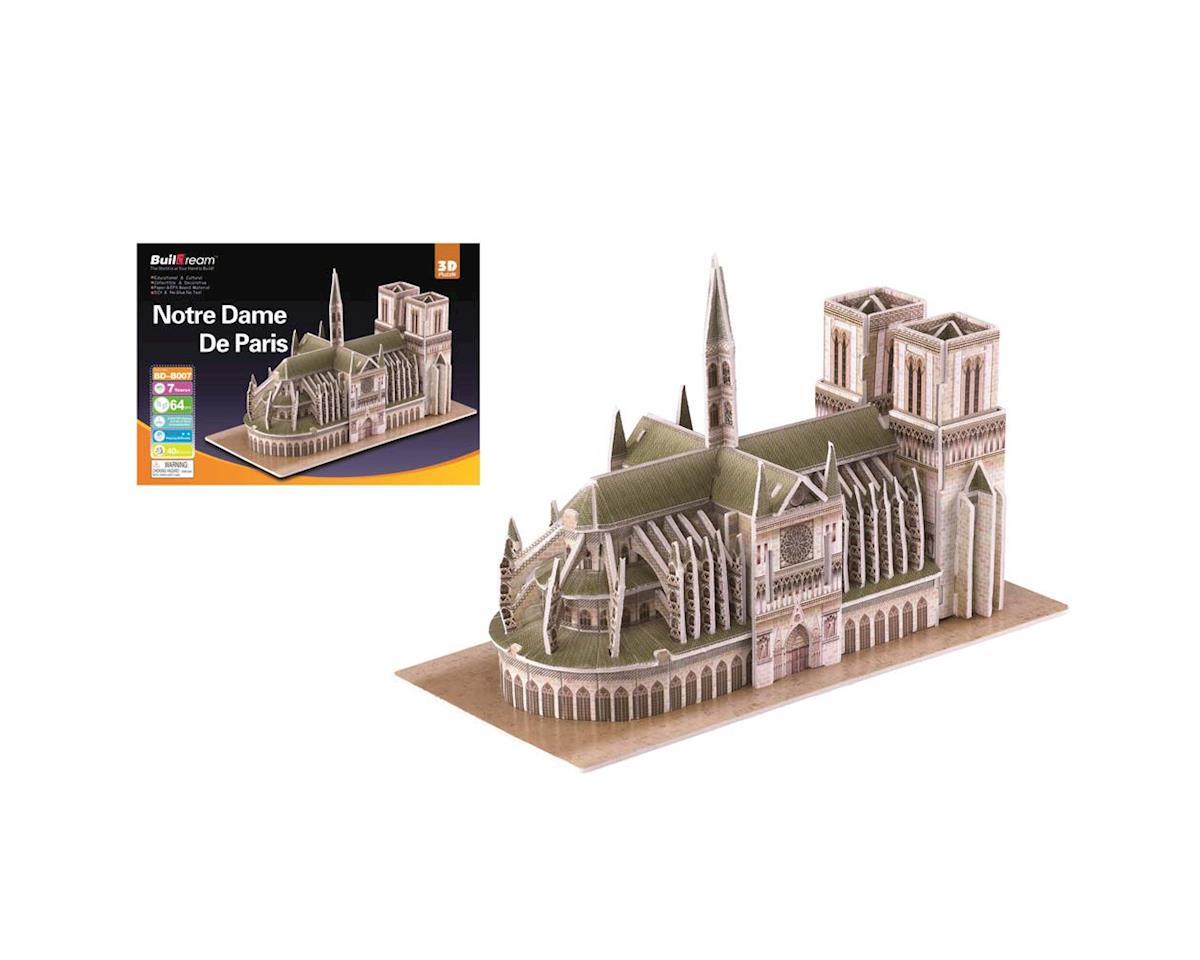 BD-B007 Notre Dame de Paris 64pcs