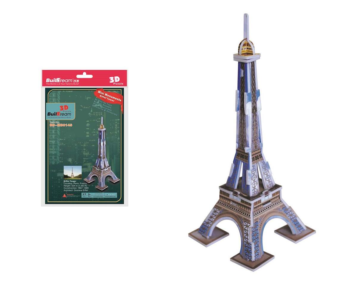 BD-B009C Eiffel Tower 17pcs