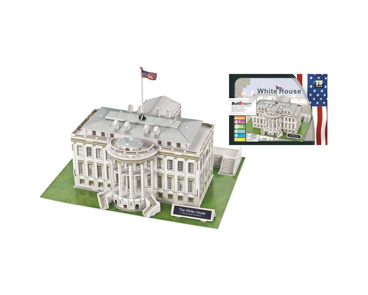 BD-B025 White House 64pcs