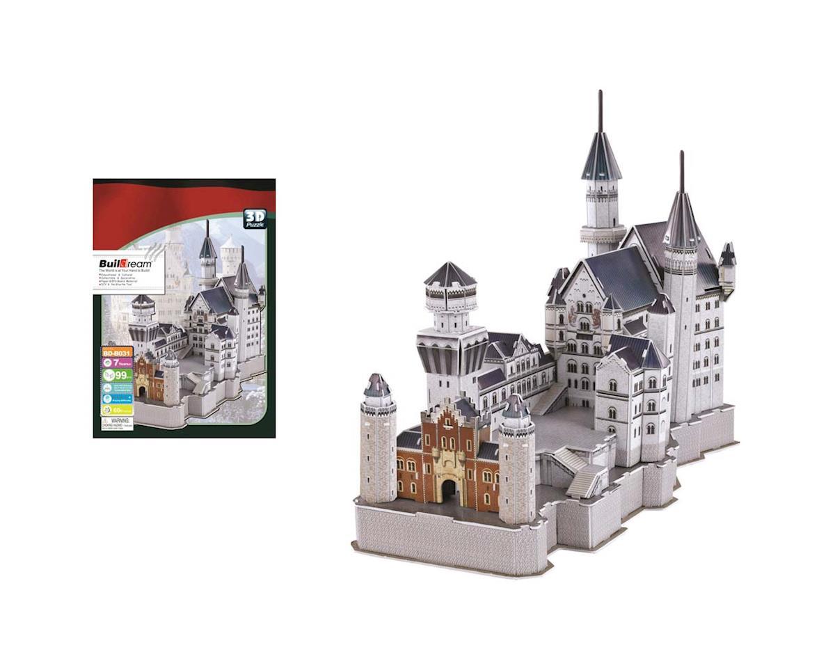 Firefox Toys BD-B031 Neuschwanstein Castle 99pcs