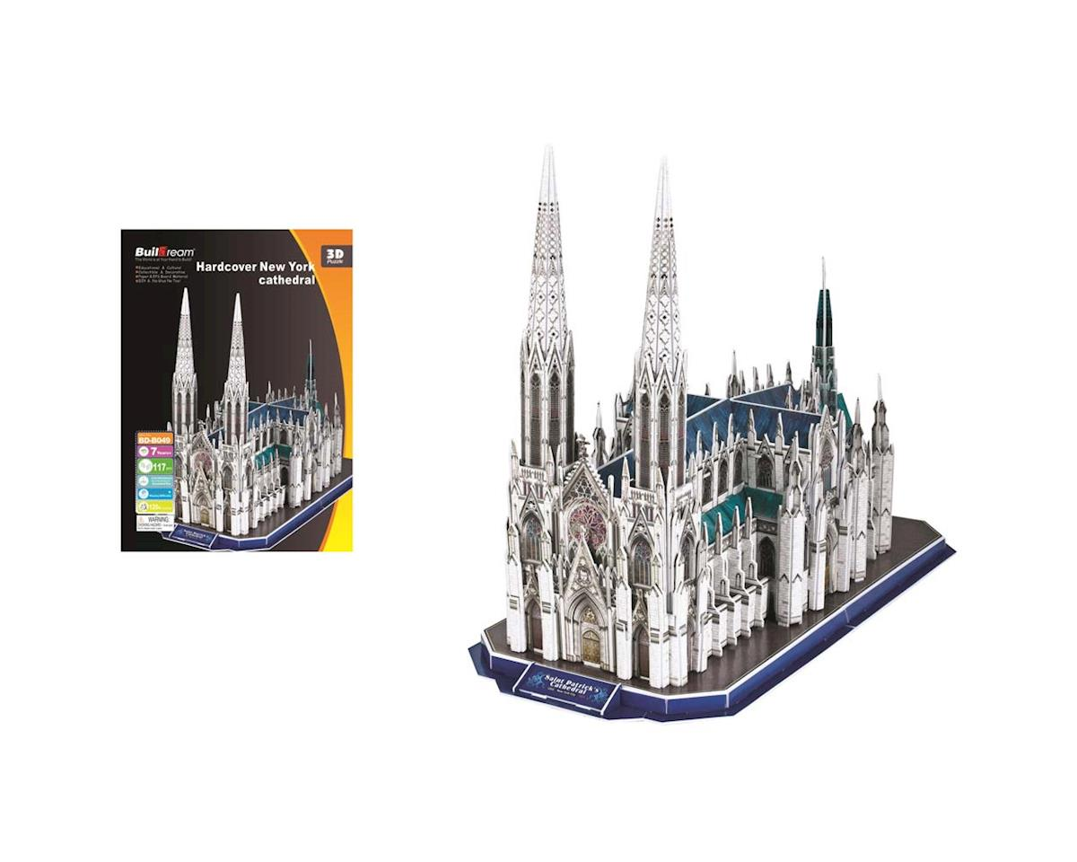 St. Patrick's Cathedral 117pcs by Firefox Toys