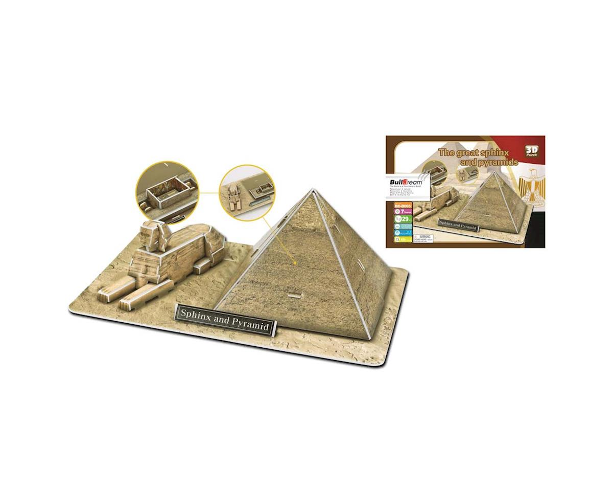 BD-B065 The Great Sphinx & Pyramids 29pcs