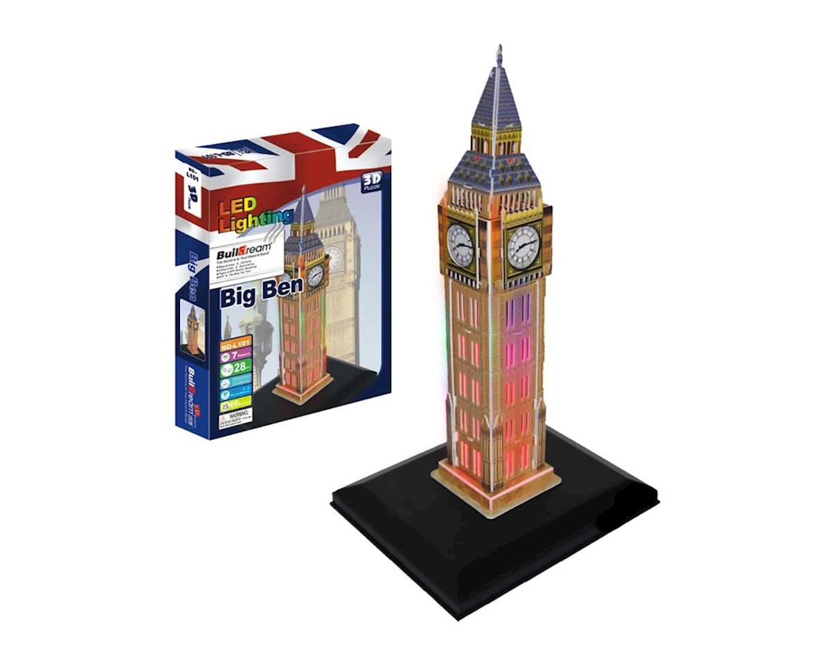 Big Ben with Light 28pcs by Firefox Toys
