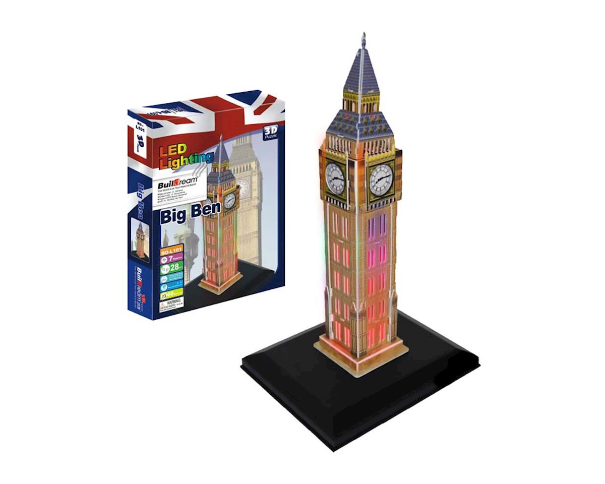 BD-L101 Big Ben with Light 28pcs