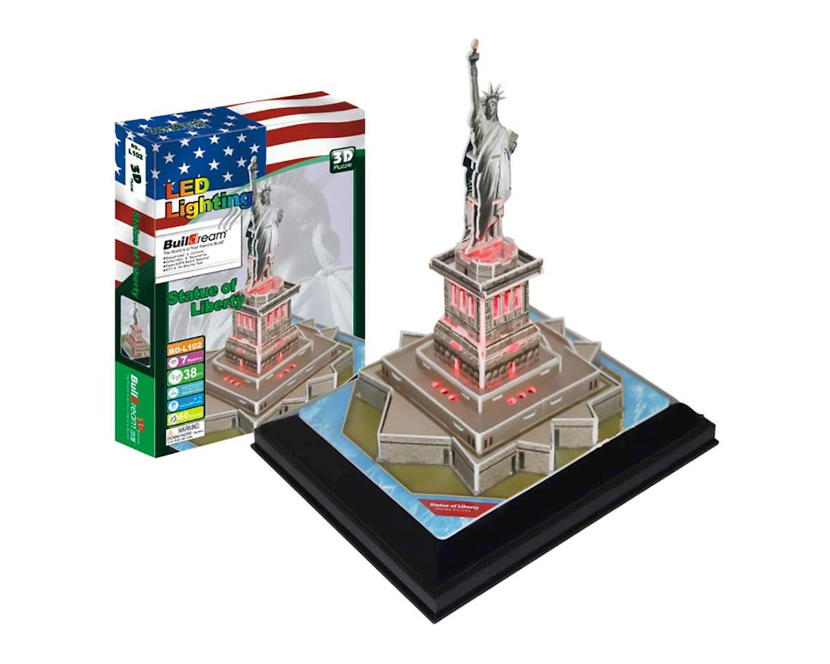 Firefox Toys Statue of Liberty with Light 37pcs
