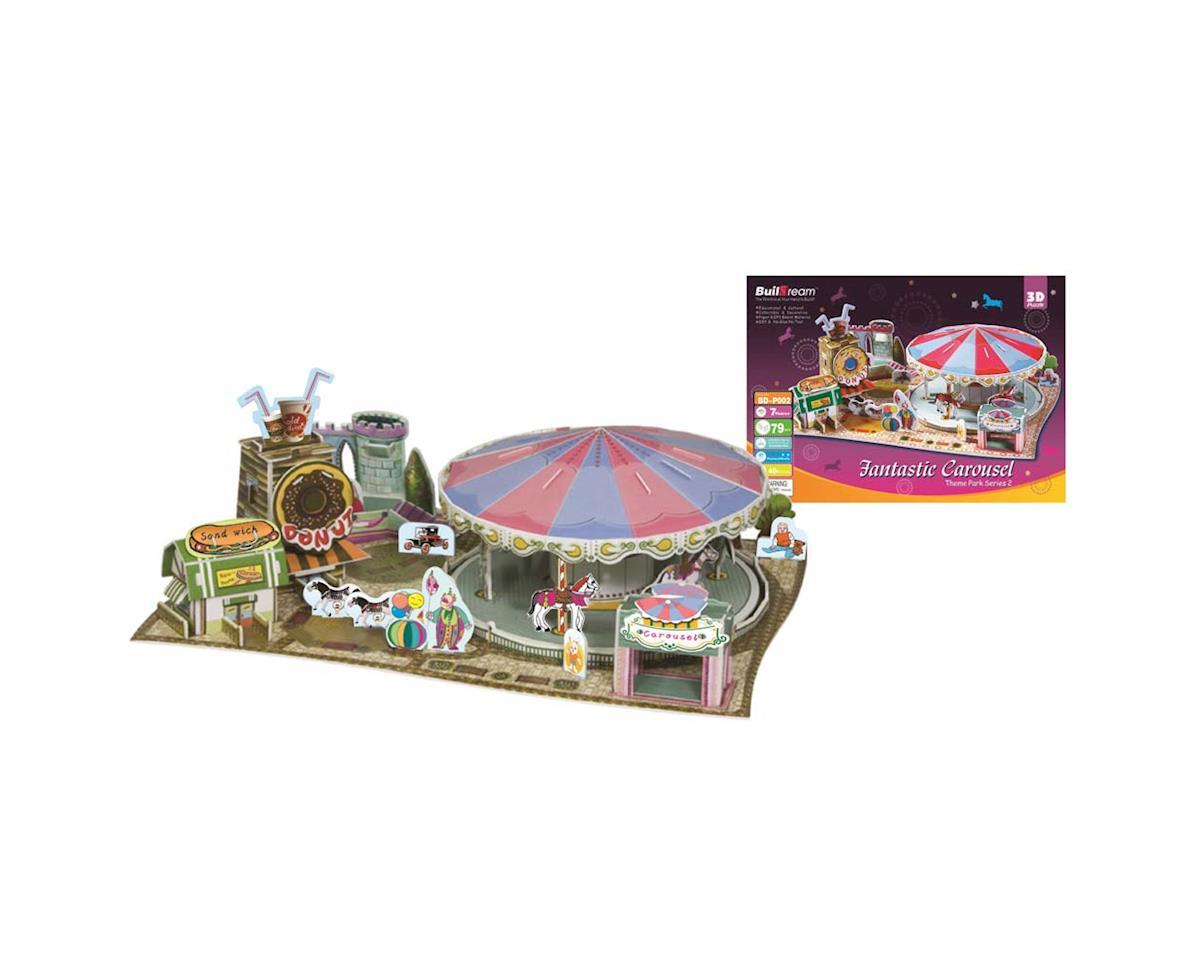 BD-P002 Fantastic Carousel 79pcs