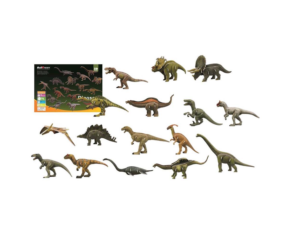 Firefox Toys BD-P00316 Dinosaur 79pcs