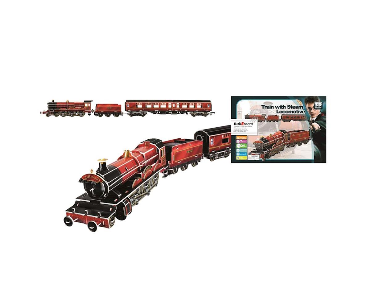 BD-T003T Train with Steam Locomotive 201pcs by Firefox Toys