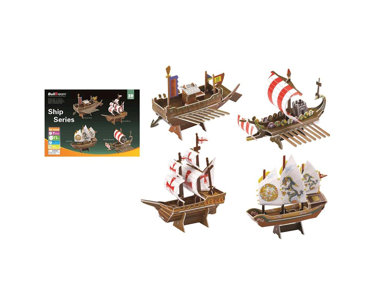 Firefox Toys BD-T004S Ship Series 73pcs