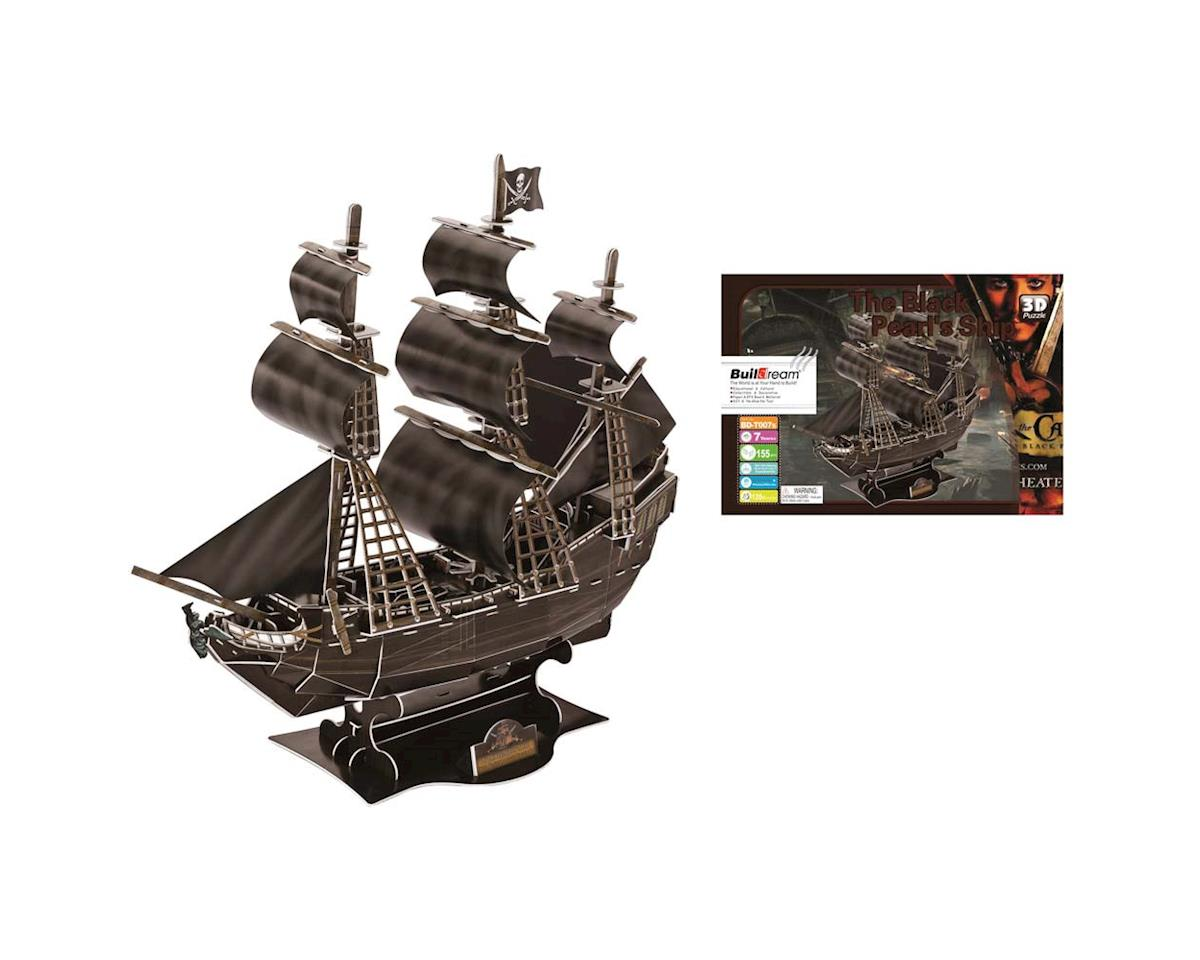 Firefox Toys BD-T007S The Black Pearl's Ship 105pcs