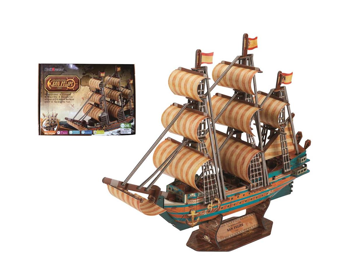 Firefox Toys BD-T034S The Spanish Armada 248pcs