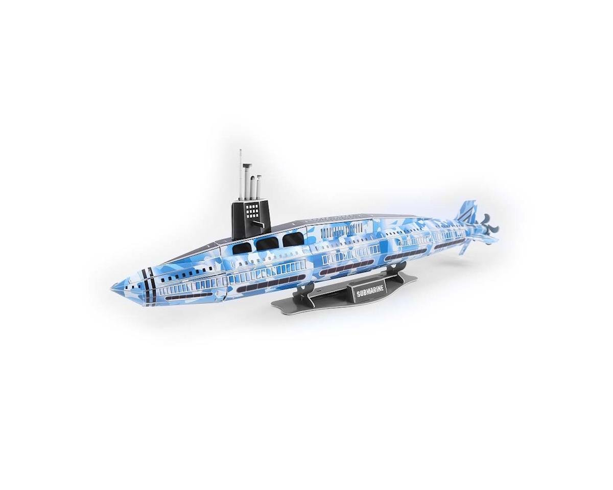 Firefox Toys BD-T043S Military Submarines 54pcs