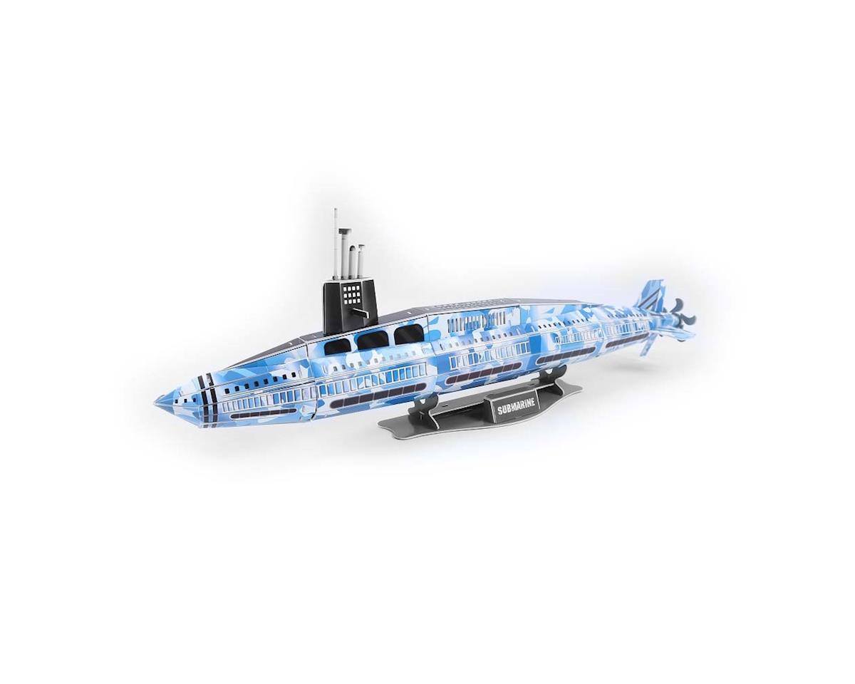 BD-T043S Military Submarines 54pcs by Firefox Toys