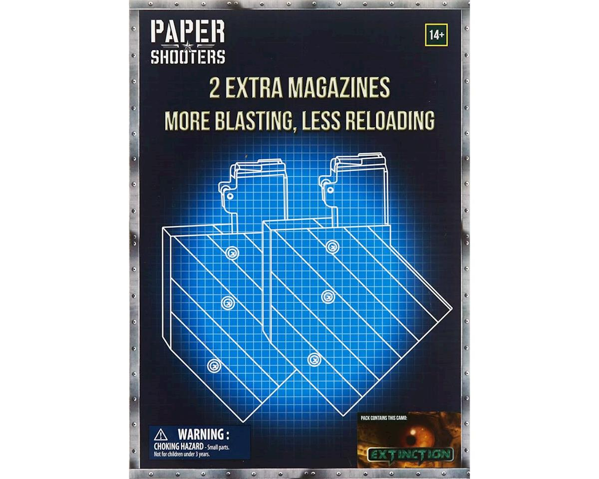FFXGEX002 Paper Shooters Extinction Magazine 2-Pack
