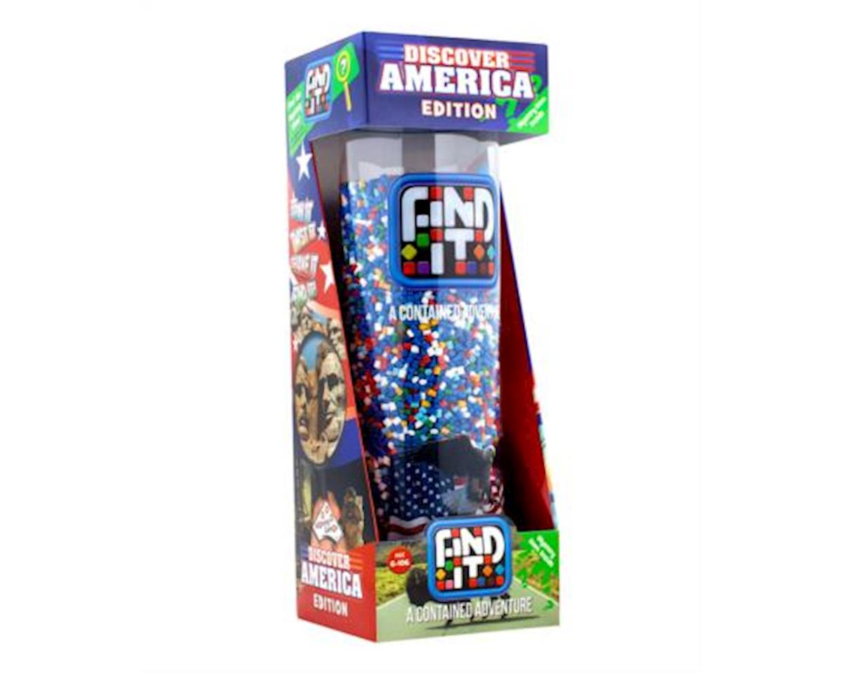 Discover America by Findit Games