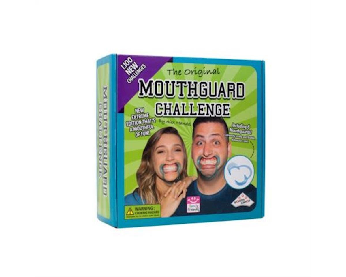 Findit Games New Mouthguard Challenge Game, Extreme Edition - 1,100 New Challenges and 6 Mouthguards