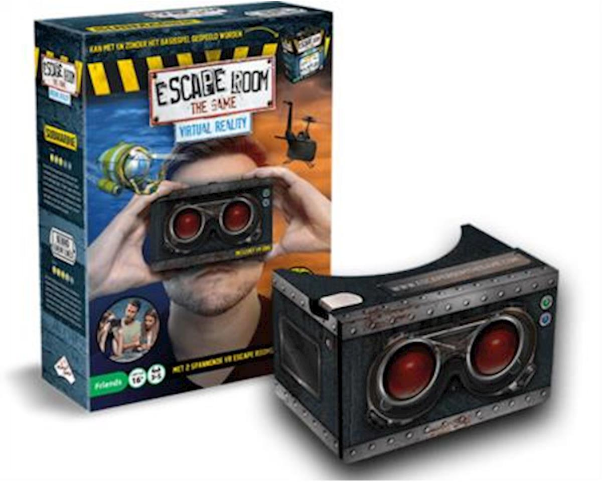 Findit Games Escape Room The Game - Virtual Real