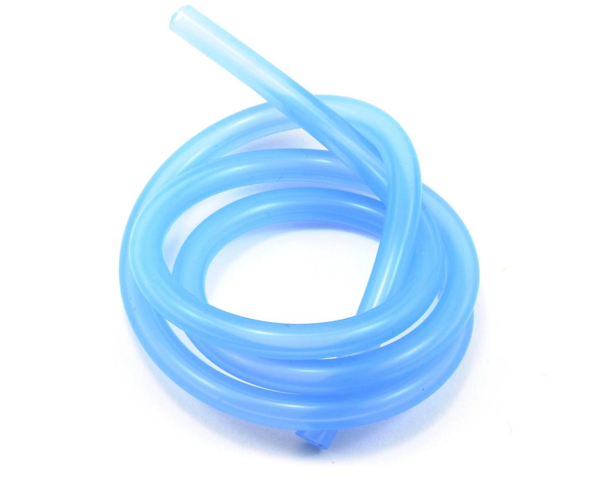 Fioroni 2.4x6.2mm Premium Silicone Fuel Line (Translucent Blue) (61cm)