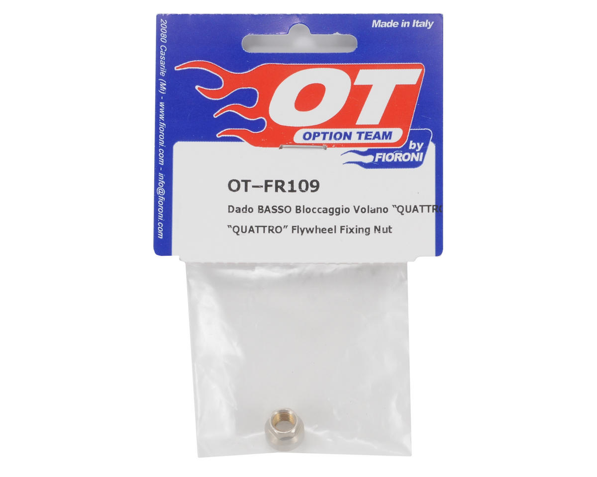 Fioroni Replacement Flywheel Fixing Nut for Quattro Clutch