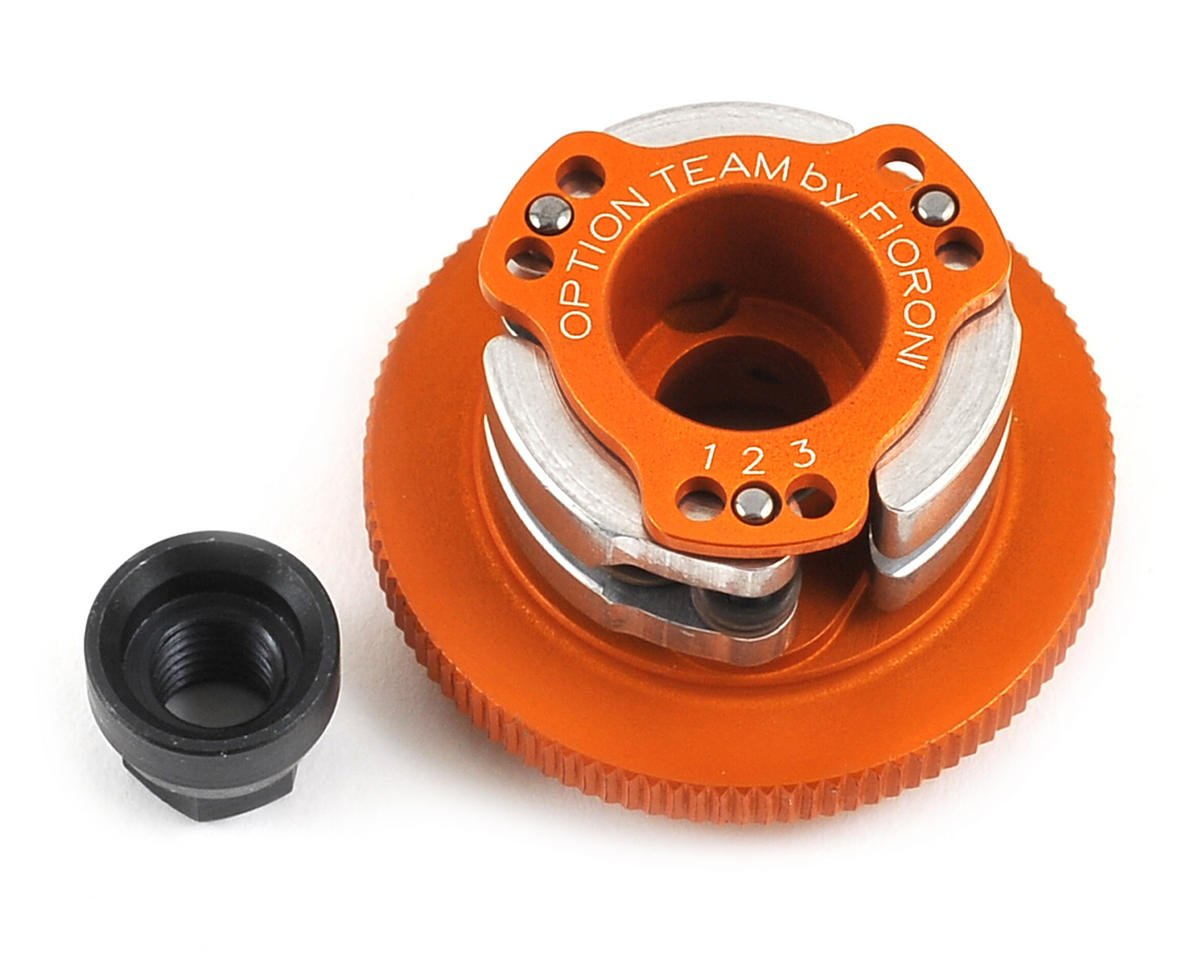 "Fioroni 35mm ""Vario"" Dust Protection Clutch System (Traxxas Revo)"
