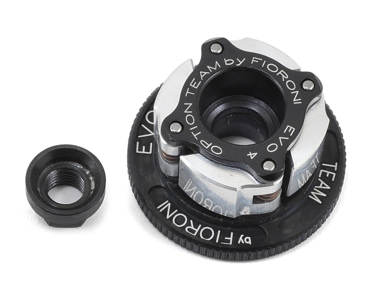 "34mm ""EVO 4"" Ergal Clutch System by Fioroni (Team Associated RC8T)"