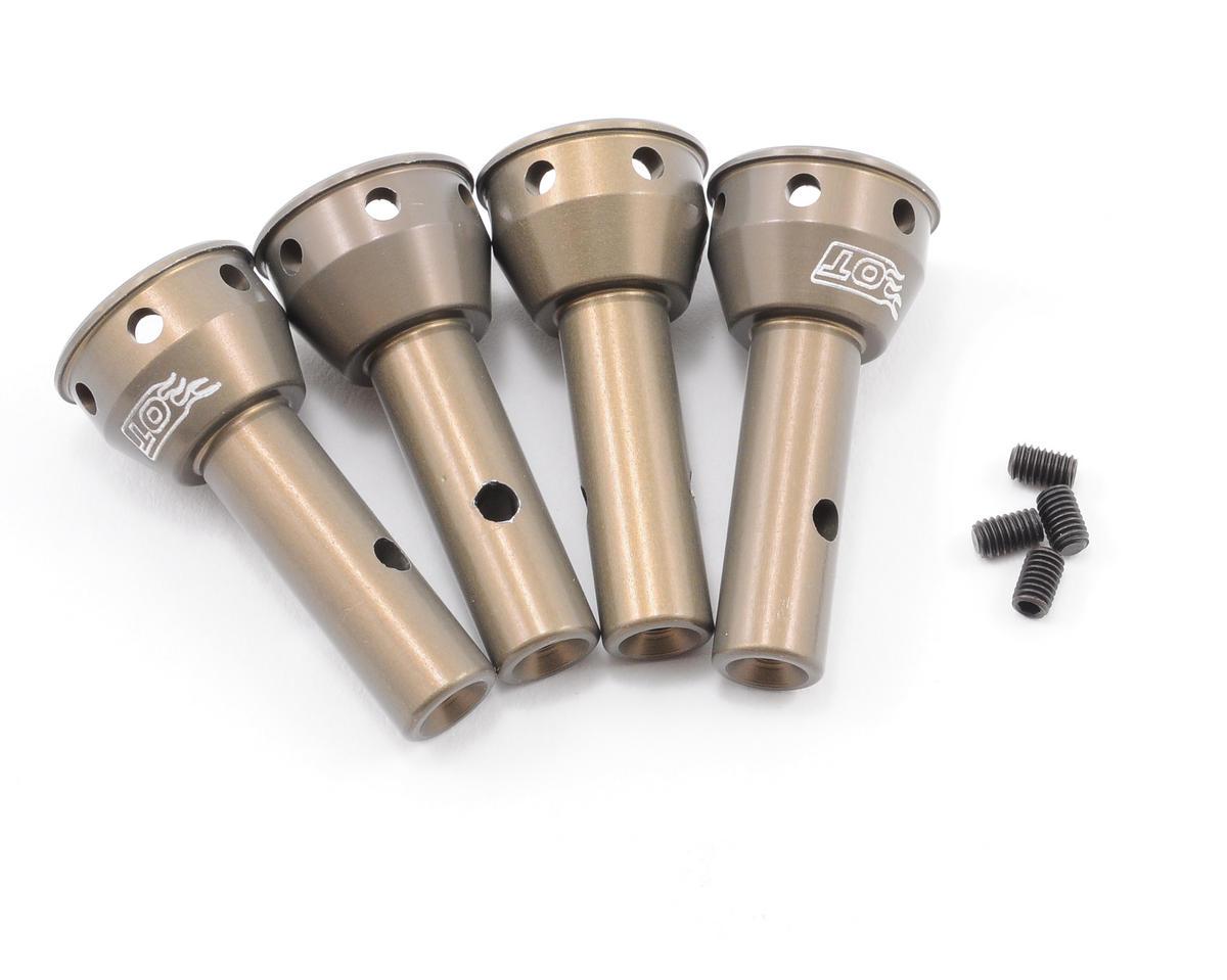 "Fioroni Mugen MBX5/5T ""LIC"" Lightweight Driveshaft Axles (4)"