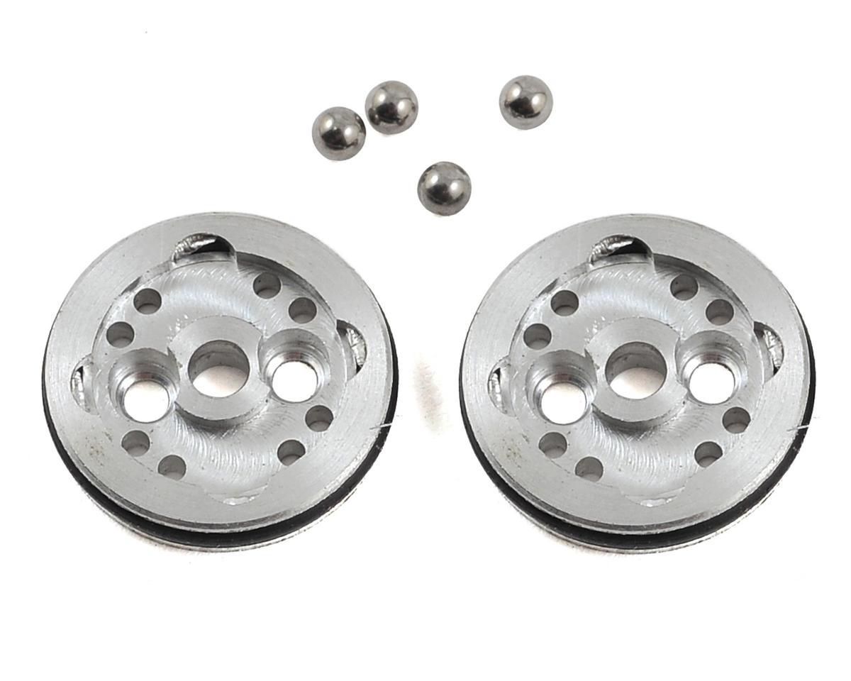 T.A.P. 8x1.2mm 2-Balls Shock Pistons (2) (MBX7/MBX6)