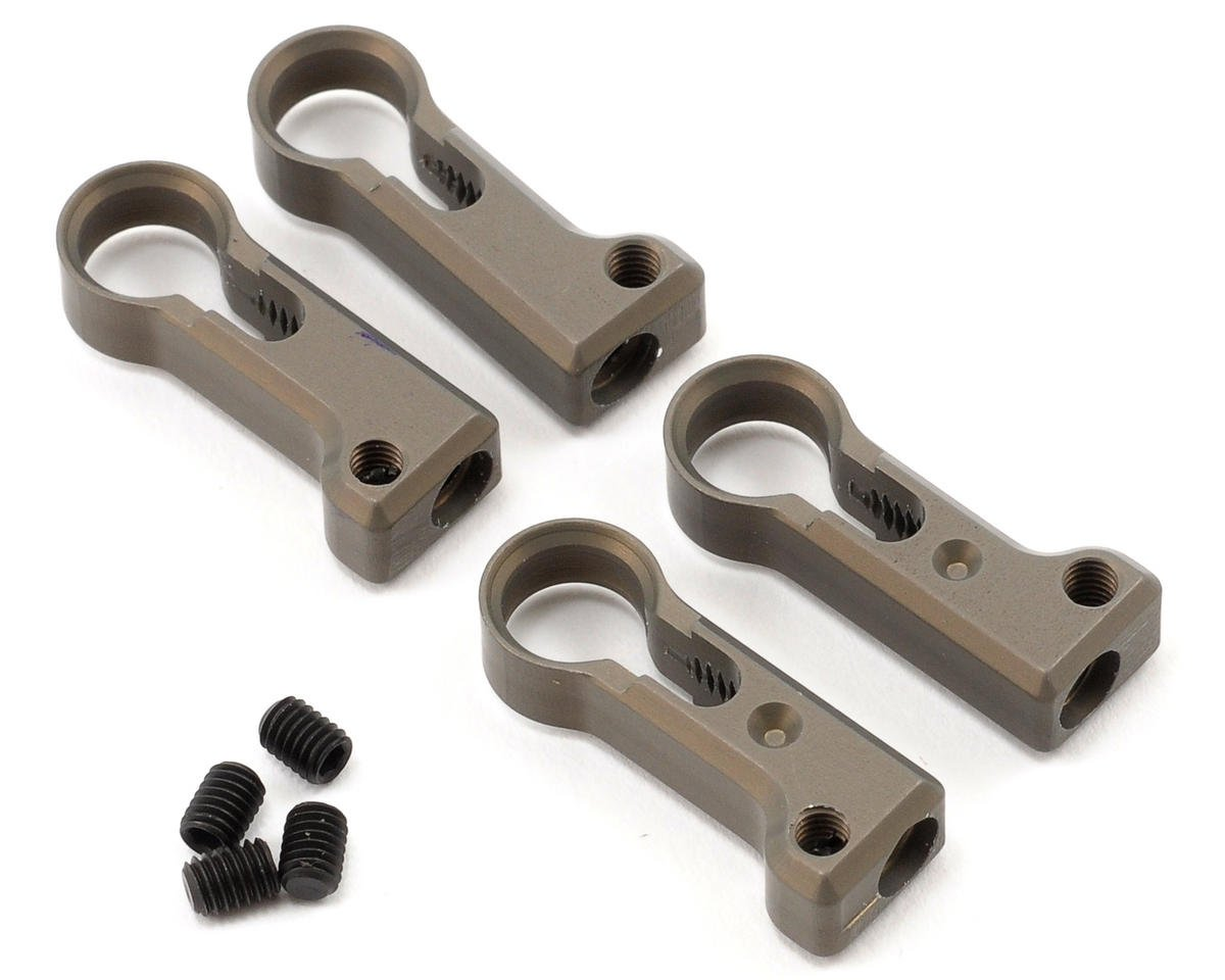 Fioroni Team Losi 8ight/8ight-T Aluminum Shock End Set (4)