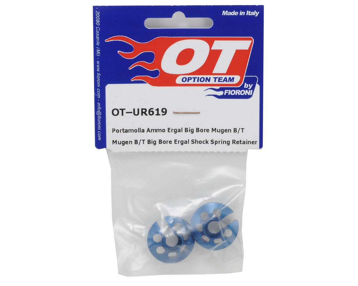 Fioroni Mugen Big Bore Shock Spring Retainer (2)