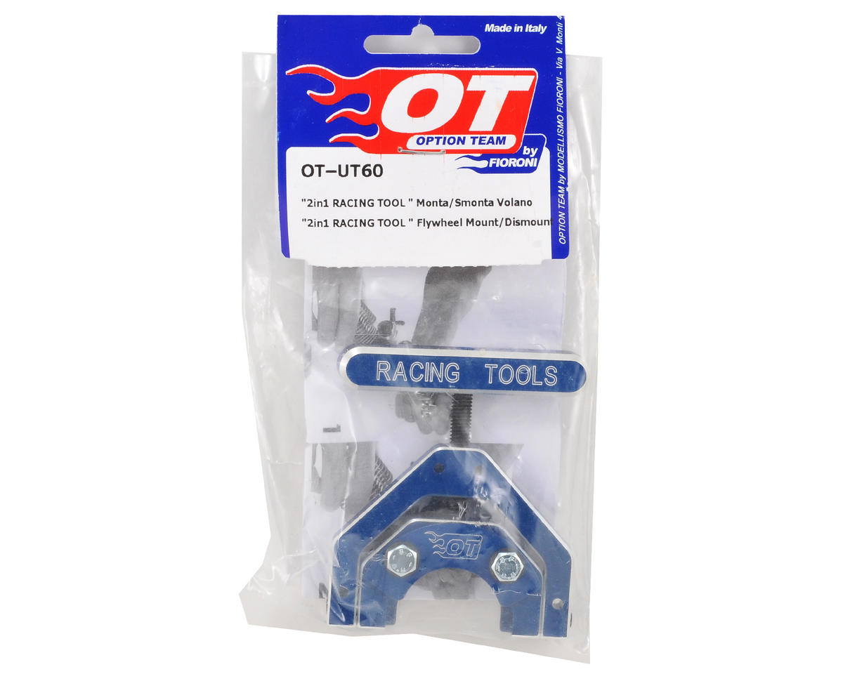 Fioroni 2 n 1 Flywheel Removal Tool