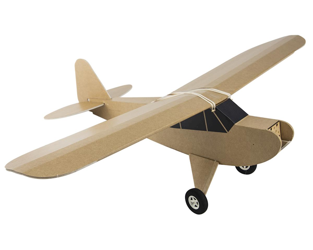 Simple Cub Electric Airplane Kit (956mm) by Flite Test