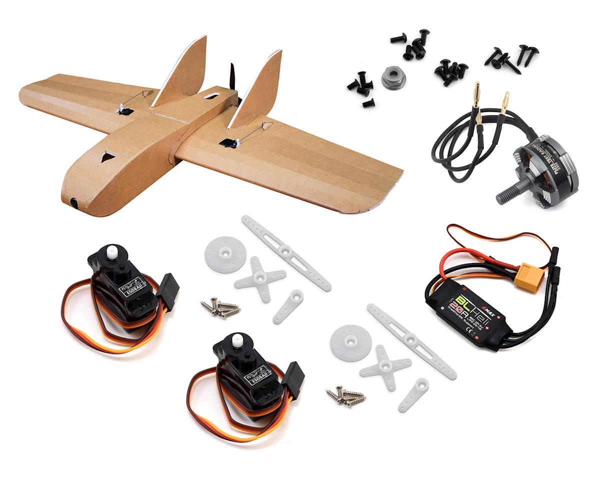 Flite Test Goblin Electric Airplane Kit Combo w/ESC, Motor & Servos (760mm)